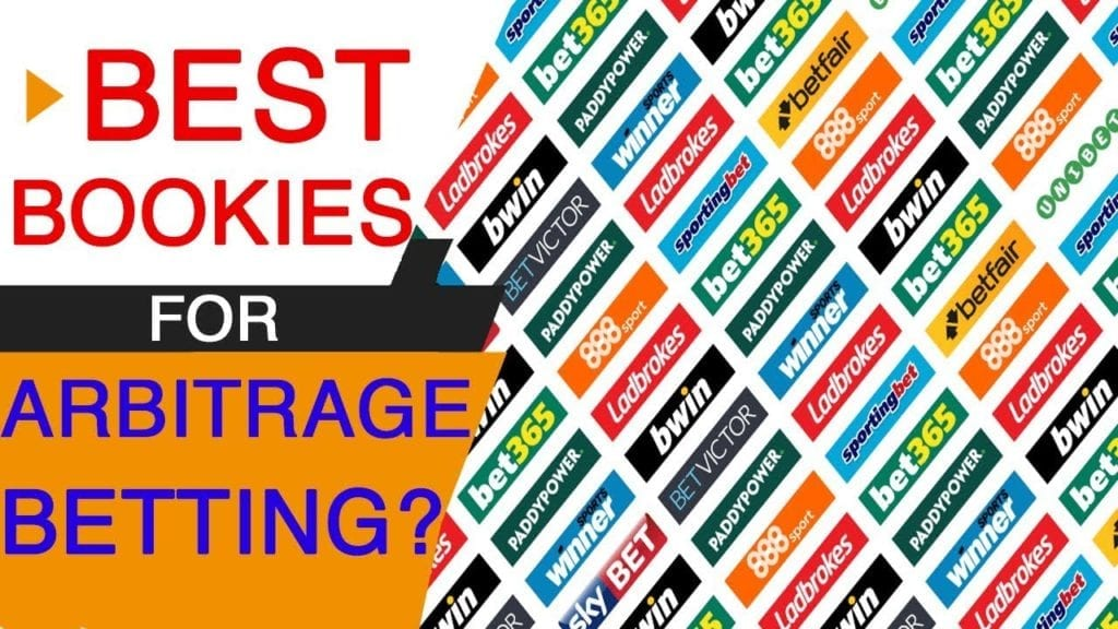 Best Bookies for Arbitrage Betting? Image
