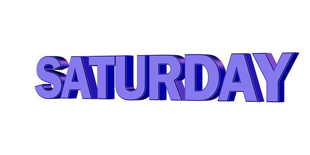 Image of Saturday